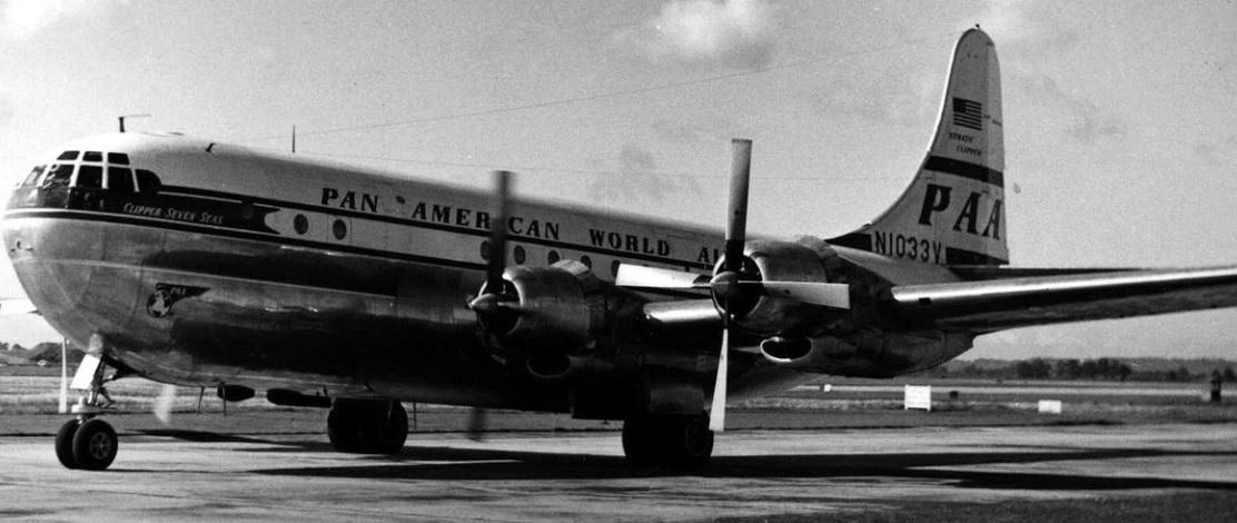 Pan Am Pan American Airways Stock Company